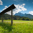 Stock Photo: planica valley
