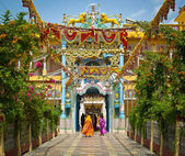 Rani Sati Temple — Stock Photo