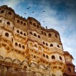 Mehrangarh Fort - Stock Photo