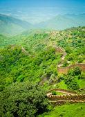 Kumbhalgarh Fort Walls — Stock Photo