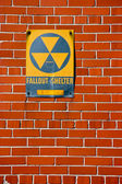 Fallout Shelter — Stock Photo