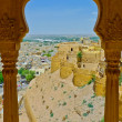Stock Photo: Jaisalmer View