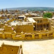Stock Photo: Jaisalmer Fish-eye Panorama