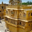 Stock Photo: Jaisalmer Palace