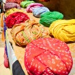 Colorful Turbans - Stock Photo
