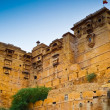 Stock Photo: Jaisalmer Ramparts