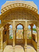 Vista de jaisalmer — Foto de Stock