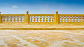 Jaisalmer Terrace — Stock Photo