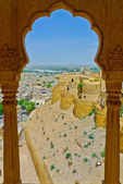 Jaisalmer View — Stock Photo