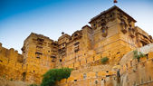 Jaisalmer Ramparts — Stock Photo