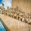 Monument to the Discoveries — Stock Photo