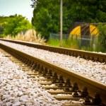 Постер, плакат: Rail Tracks