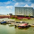 Stock Photo: Amsterdam Eastern Docklands