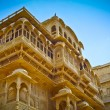 Stock Photo: Jaisalmer Royal Palace