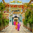 Rani Sati Temple - Stock Photo