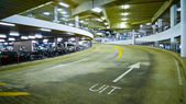 Indoor Car Park — Foto de Stock