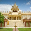 Jaswant Thada Mausoleum — Stock Photo