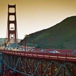 San Francisco Golden Gate Bridge — Stock Photo