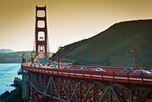 Ponte golden gate de san francisco — Foto Stock