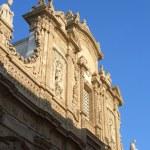 Matrice Church in Gallipoli — Stock Photo #2329510