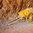 Stock Photo: Sicilian Cart