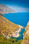Sicilian Coast — Stock Photo