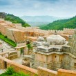 Kumbhalgarh Fort Temples — Stock Photo #23458876