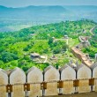 Kumbhalgarh Fort View — Stock Photo #23458976