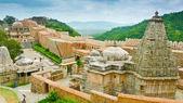 Kumbhalgarh Fort Temples — Stock Photo