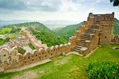 Kumbhalgarh Fort View — Stock Photo