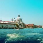 Venetian Grand Canal — Stock Photo