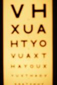 Myopia — Stock Photo