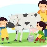 ������, ������: Milk Kids