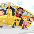 School Bus — Stock Photo #12584193