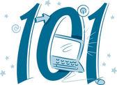 Computing 101 — Stock Photo