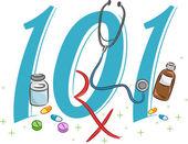 Farmacologia 101 — Foto Stock