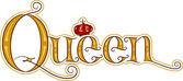 Queen — Stock Photo