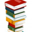 Book Stack - Foto Stock