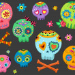 Sugar Skulls — Stock Photo #13722461