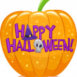 Halloween pumpa — Stockfoto #13722464