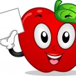 Apple Mascot — Stock Photo #13722501