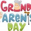 Grandparents' Day — Foto Stock #14532415