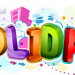 Stock Photo: Holidays Design