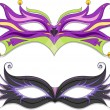 Masquerade Masks - Stock Photo