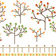 Tree Design Elements - Stok fotoraf