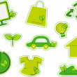 Environment Stickers -  