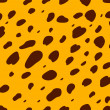 Cheetah Animal Print Background - Foto de Stock