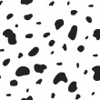 Dalmatian Animal Print Background - Foto de Stock