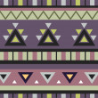 Aztec Print Background — Stock Photo