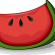 Watermelon - Foto de Stock